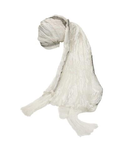 Aum Design SHINNING WHITE STOLE