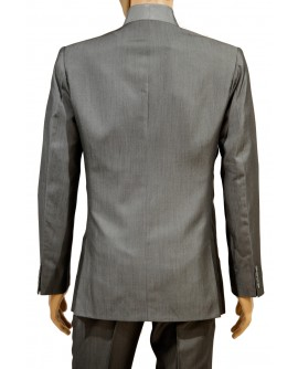 AUM DESIGN GRAY 2 PIECE ARTY WEAR SUIT