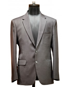 AUM DESIGN GRAY TRENDY COAT