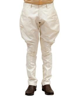 AUM DESIGN WHITE POLO PANT