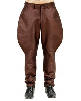 AUM DESIGN BROWN POLO PANT