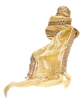 Aum Design Golden Stole